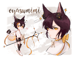 Guest Design: Oyasumimi Auction [CLOSED] by douNAI