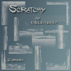 Scratchy Border Bars by endlessdeep