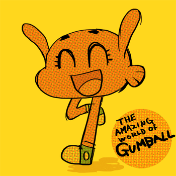 gumball by mitsu8