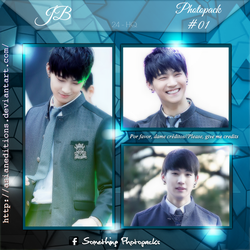 +JB | Photopack #O1 by AsianEditions