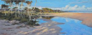 Flinders Beach by postapocalypsia