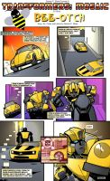 Bee-otch by Transformers-Mosaic