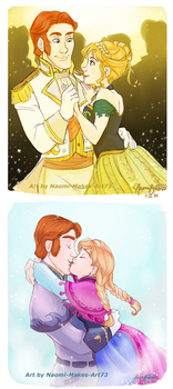 If Prince Poophead hadn't been such a poophead. by naomimakesart