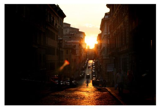 Roma Sunset by BayuEntertainment