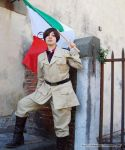 APH- South Italy Cosplay by ChibiMisa94