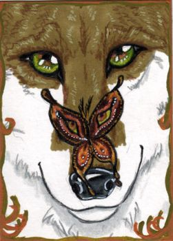 Johis -ACEO- by CrescentMoon