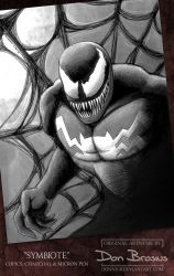 Symbiote by Donny-B