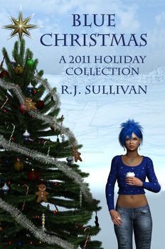 Blue Cover Two by NellWilliams