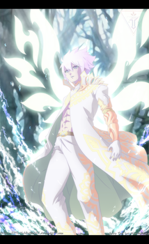 Fairy Tail 532 The White Wizard by IITheYahikoDarkII