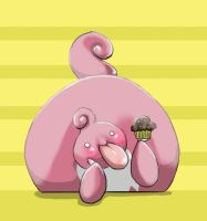 Pokemon: LickiLicky:Muffin God