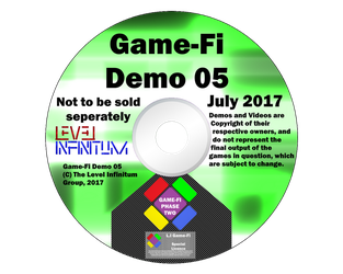 Game-Fi Demo Disk 05 - July 2017 by LevelInfinitum