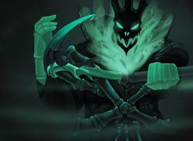Thresh - League of Legends by 0127