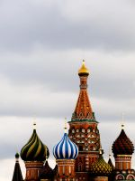 St. Basil's cathedral by SnowflakeSnow11