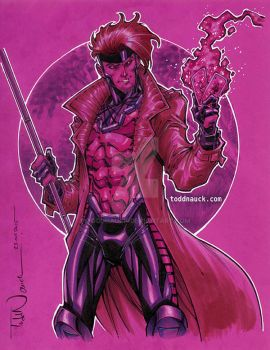 Gambit by ToddNauck