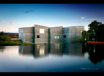 The Hepworth - Wakefield by PGDsx
