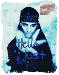 Criss Angel Blue Lust by deathbecomezher