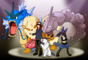 Pokemonteam by Yagona