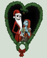 Scary Christmas by Redhead-K
