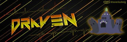 Draven's banner by Lyviaff