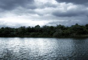As nuvens, o lago... by elidaal