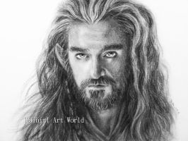 Thorin by Painirl
