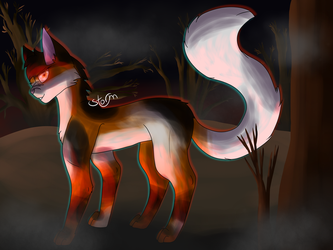 Mapleshade [Redraw] by Storm-berry