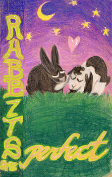 Rabbits are Perfect by hareteeth