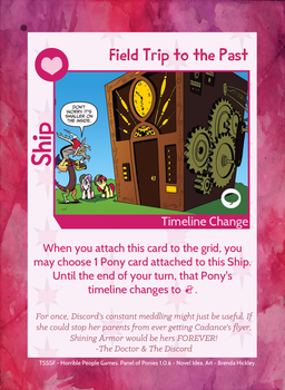 TSSSF Ship Card - Field-Trip to the Past 1.0.6 by MLP-NovelIdea