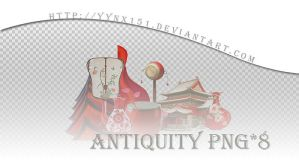 Antiquity png pack #05 by yynx151