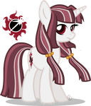 OC Overhaul: Solarflare Eclipse by equinepalette