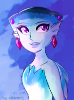 Princess Ruto by ellenent