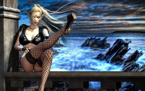 Evinessa Zweistein Dreaming on the high sea 002B by Evinessa