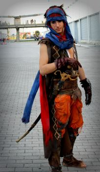 PoP 2008 Cosplay - Vagabond by 6Silver9