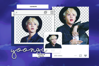 min yoongi pack png by sugashope