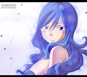 Juvia Lockser - Fairy Tail 499 by 5amoan