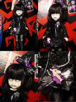 Handmade Living Dead Doll outfit #8 by neoshiki