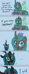 Bug Pony Queens by Arrkhal