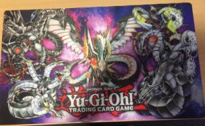 My New Yu-Gi-Oh Playmat by Rayquaza-dot