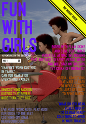 Fun With Girls--The Nudist Issue by skin2279