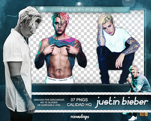 Pack Png 01: Justin Bieber. by Fallx-pngs