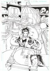 MX Issue 9 Page 4 Inked by Tentopet