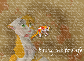 Brightheart - Bring Me to Life by Moonflight-RiverClan