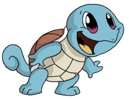 007 - Squirtle by Winter-Freak