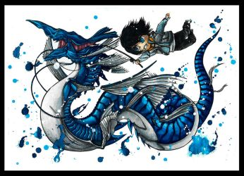Prince of Lucis, King of Fishing by Marvolo-san