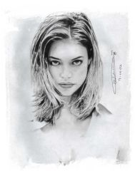 Controls Denise Richards by control