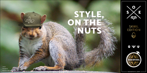 Nutty Style by Florian-K