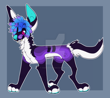 Canine adopt #9 OTA [CLOSED] by YoukoDesigns