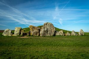 West Kennet Long Barrow by Princess-Amy