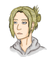 Annie Leonhardt Scetch by Redspets