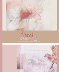 Floral Large Textures by ll-AranzA-ll